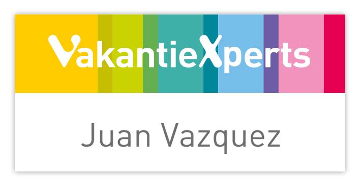 VakantieXperts Juan Vazquez